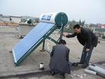 太阳能热水器冬季使用常识
