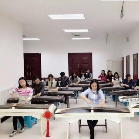 新筝独奏:刘美村,协奏:中国东方乐团专家班学员