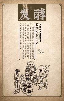 白金酒—发酵