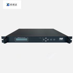 优视达四合一数字电视编码器,四路编码器