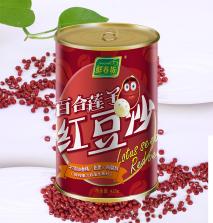 鲜谷坊百合莲子红豆沙