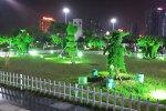 城市照明用防水插头