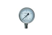 全不锈钢压力表,全不锈钢耐震压力表