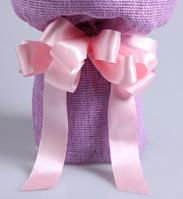 美丽春漾----16枝粉色康乃馨,石竹梅