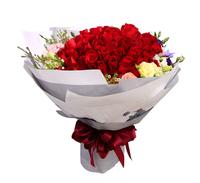 永恒的爱情----红玫瑰99枝  热销,