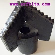 Tungsten carbide drag bits
