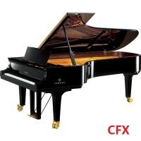 雅马哈音乐厅CF系列:CFX