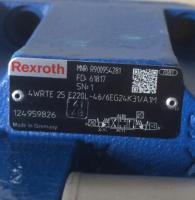 R900954281 4WRTE 25 E220L-46/6EG24K31/A1M  Rexroth 原�b正品