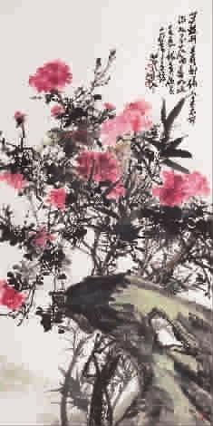 徐立铨画《似锦如霞》.jpg