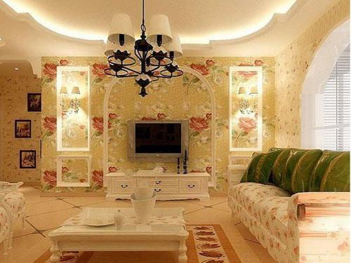 装修的点睛之笔客厅背景墙设计让您家更漂亮